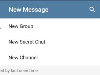 How To Start Secret Chat In Telegram