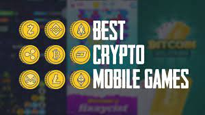 Play to Earn Crypto Games