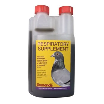 Osmonds Respiratory Suppliment
