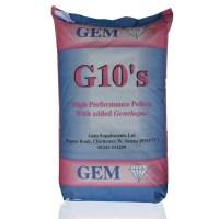 GEM G10 pellets