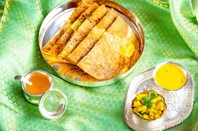 Puran Poli - Wonderful Maharashtrian Signature Dish