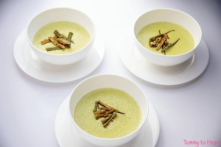 okra soup main