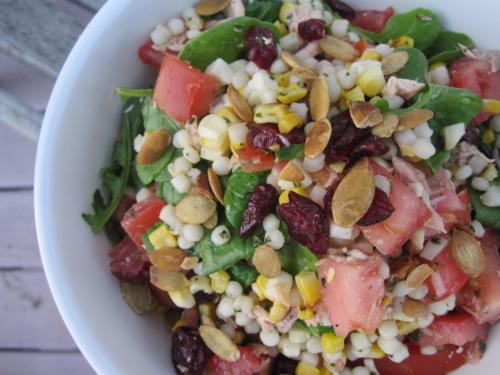 One-Dish Summer Salad