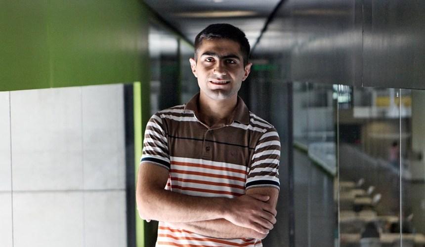 Narek Galstyan: The TUMOian from Princeton