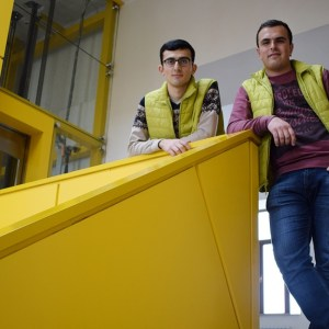 #Spotlight on Gevorg and Samvel: Students to Coaches