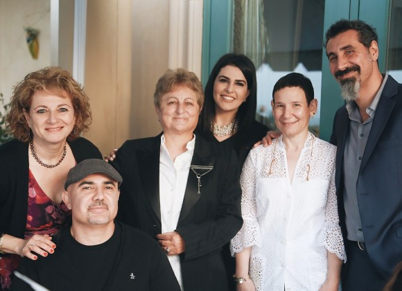 TUMO Koghb's First Fundraiser