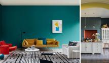 Non è solo una parete: ecco 6 consigli su come rinnovare casa con il colore
