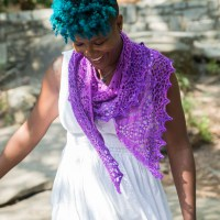 Scarab Shawl Revisited Again