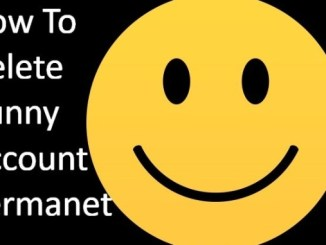 How To Delete ifunny Account- Delete ifunny Account