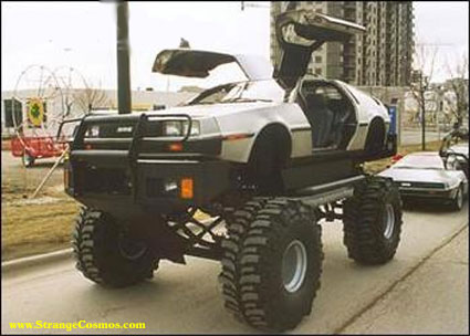 DeLorean 4x4