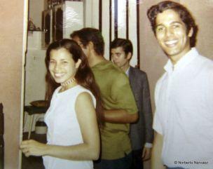 Cynthia, Oscar?, Johnny, Hector