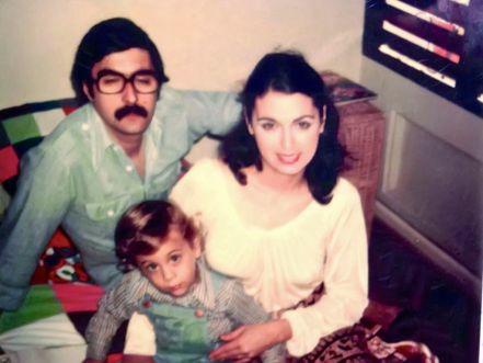 Pipo, Manolo y Cristina