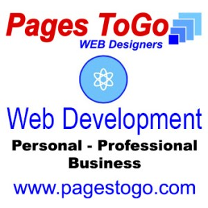 PagesToGo ADvert 350X350