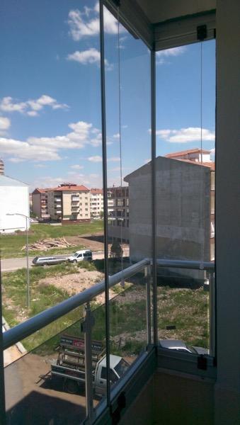 Sincan Törekent Cam Balkon
