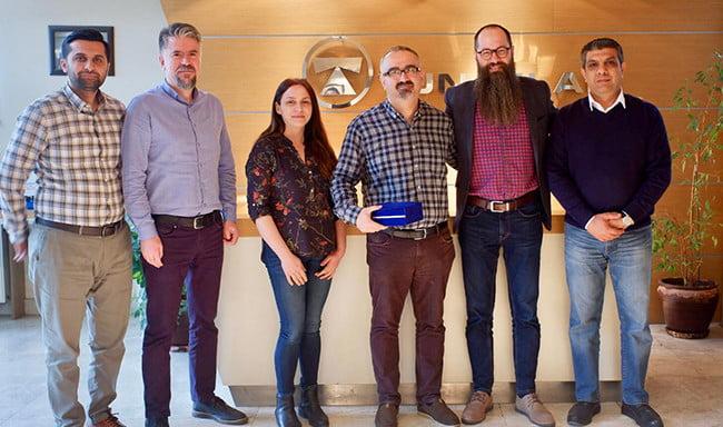 Teknoloji ve Kalite Direktörlüğü'ne Başarı Ödülü
