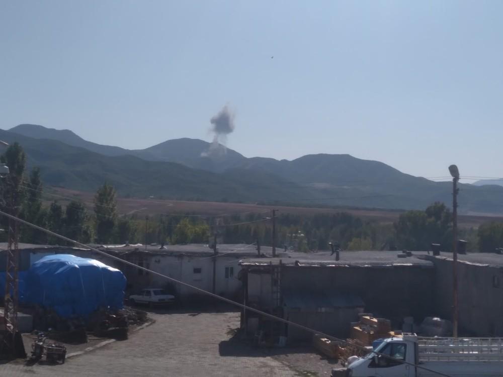 Tunceli Ovacık kırsalında 2 terörist etkisiz hale getirildi