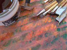 BATIK Workshops with Tunde Toth Artist