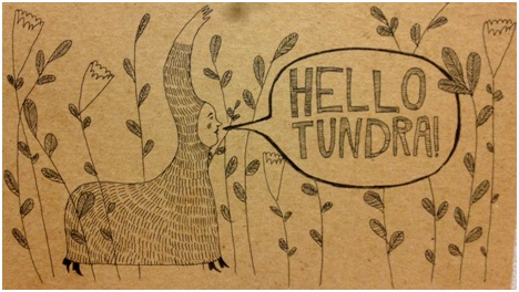 Esme Shapiro Tundra illustration