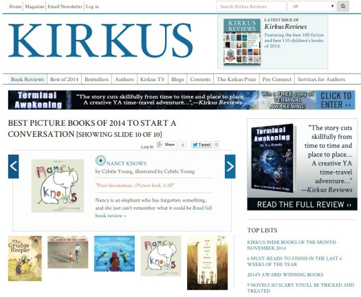 Kirkus_Nancy