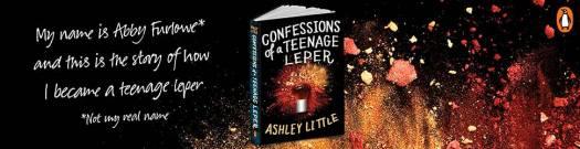 Confessions of a Teenage Leper_YA