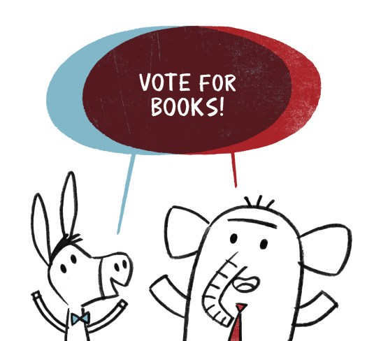 Ben Clanton_vote for books