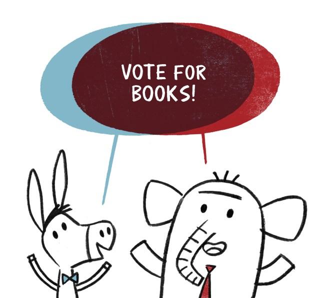 Ben Clanton_vote for books