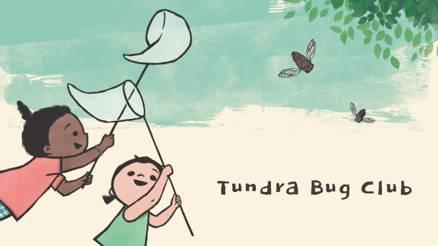 Tundra Bug Club Banner