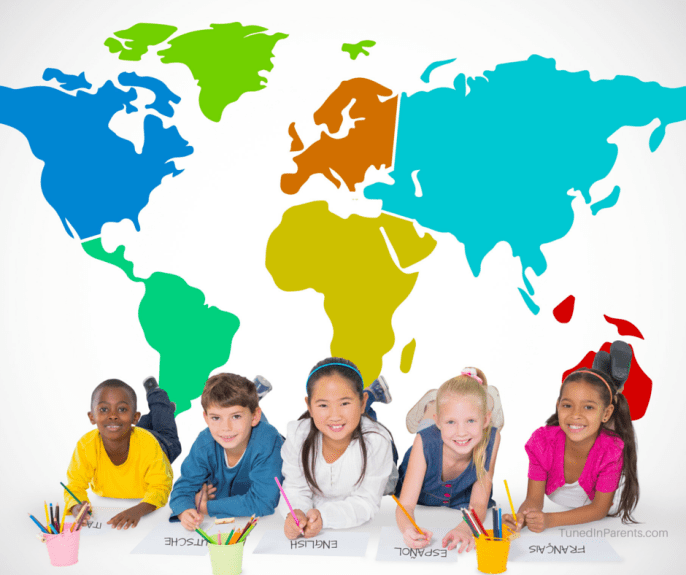 5 Reasons to Teach Your Child a Second Language