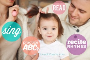 Tuned In Parents - Tips to Promote Early Literacy