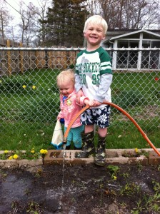 Tuned In Parents - Young Earthy Mama Happy Little Gardeners