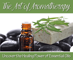 art of aromatherapy with essential oils
