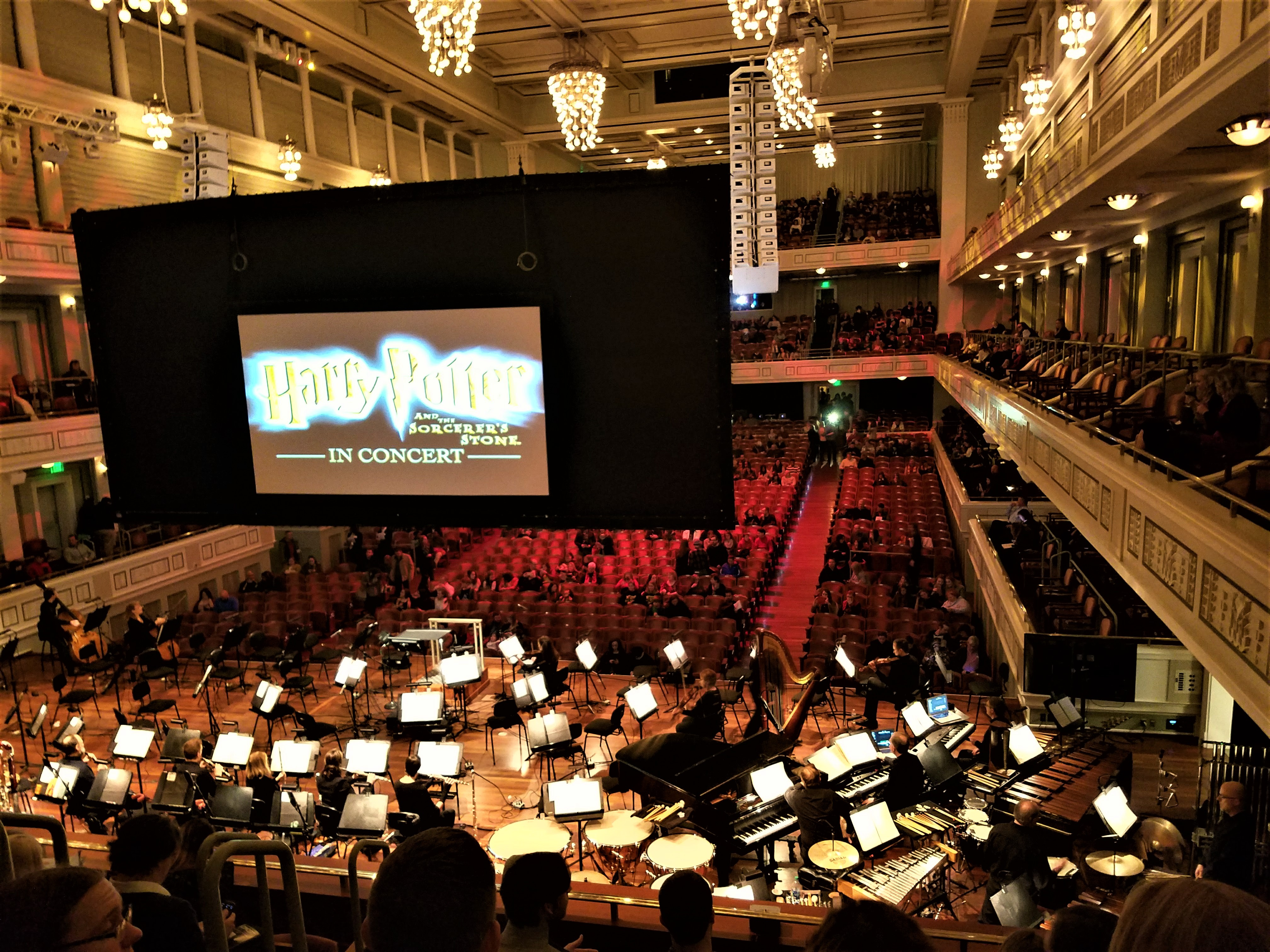 Harry Potter and the Sorcerer's Stone in Concert with the Nashville Symphony