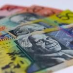 Australian Dollars, money