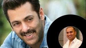 Salman Khan, Rajesh Thakur