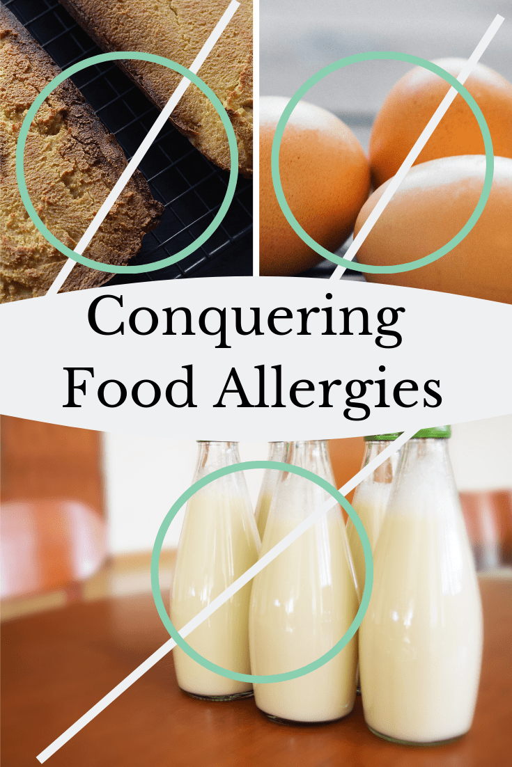 Conquering Food Allergy Frustrations