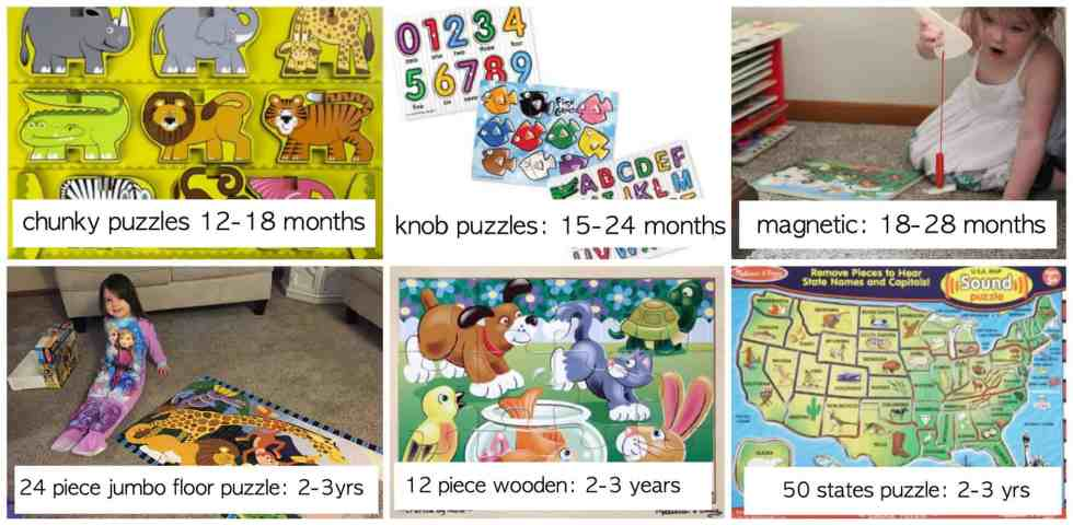 8 best toddler toys: Looking for toy ideas for a 1 or 2 year old?! These are the 8 most played with toys at our house.