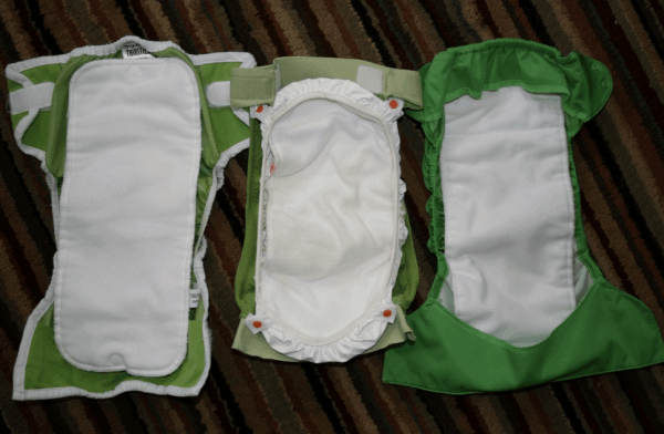 all in two diapers