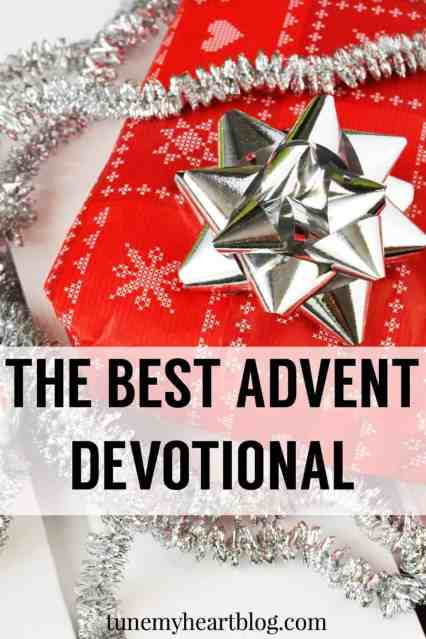 "A few thoughts about my favorite Advent Devotional, ""The Greatest Gift,"" by Ann Voskamp"