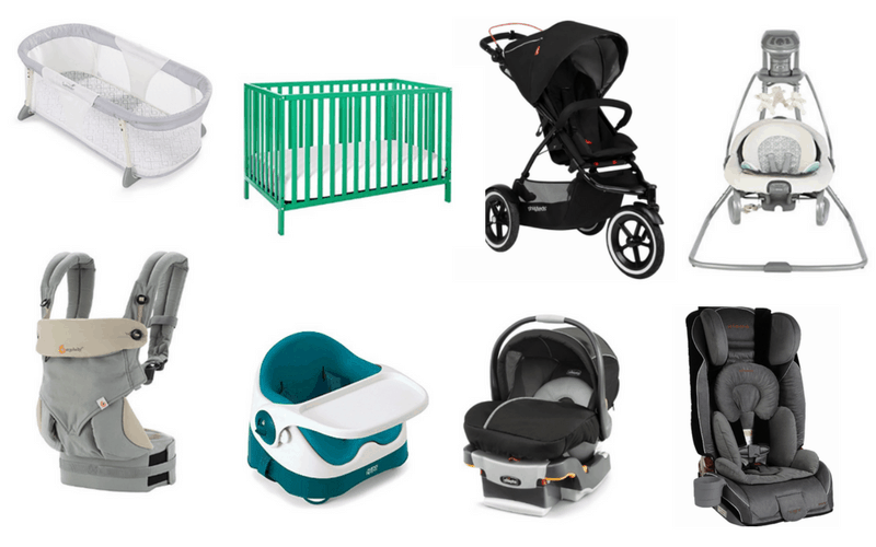minimalist baby registry; must haves for baby's first years; what does a baby really need; what to register for baby; new mom tips; baby gear you need