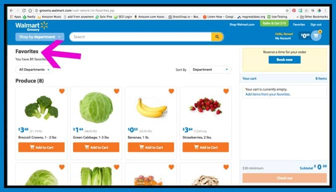 The Walmart Grocery online ordering and pickup service is an awesome game changer for parents (or anyone who hates grocery shopping). Here are the reasons you should give it a try!