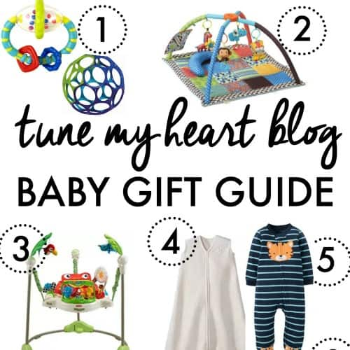 Gift Guides for Babies and Toddlers