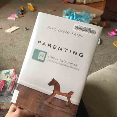 "Paul Tripp's ""Parenting"" is the best parenting book I've ever read. It will radically affect your entire perspective on parenting - everyone needs to read it!"