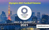 Olympics 2021 Football Fixtures