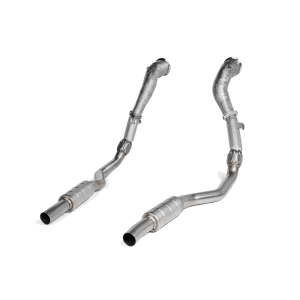 Downpipe / Link pipe set (SS) Audi RS 6 Avant (C8) 2020 - 2020