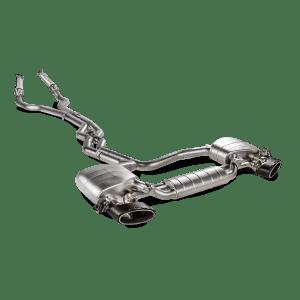 Evacuare Akrapovic Evolution Line (Titanium) Audi RS 6 Avant (C8) 2020 - 2020