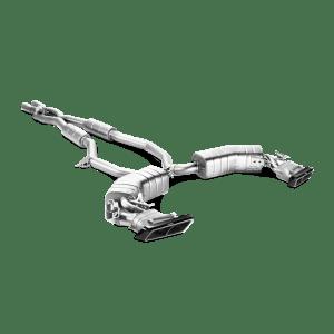 Evacuare Akrapovic Evolution Line (Titanium) Mercedes-AMG S 63 Coupé (C217) 2015 - 2018
