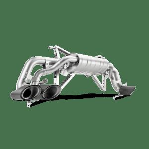 Evacuare Akrapovic Slip-On Line (Titanium) Lamborghini Huracán LP 580-2 Coupé/Spyder 2016 - 2016