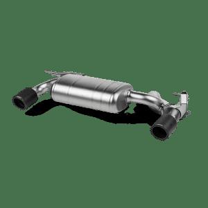 Slip-On Line (Titanium) BMW M140i (F20