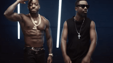 Photo of Ace Hood tags Sarkodie a liar (Screenshot)