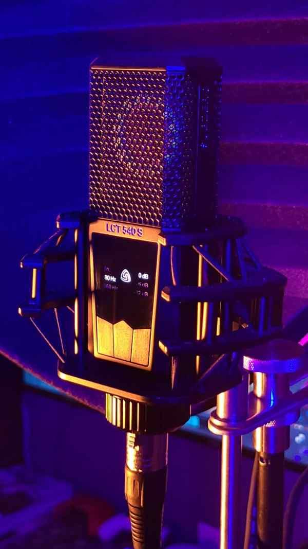 Lewitt LCT 540 Microphone at Tunes Recording Studio
